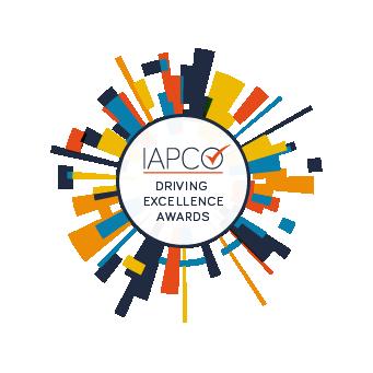 IAPCO Driving Excellence Awards logo